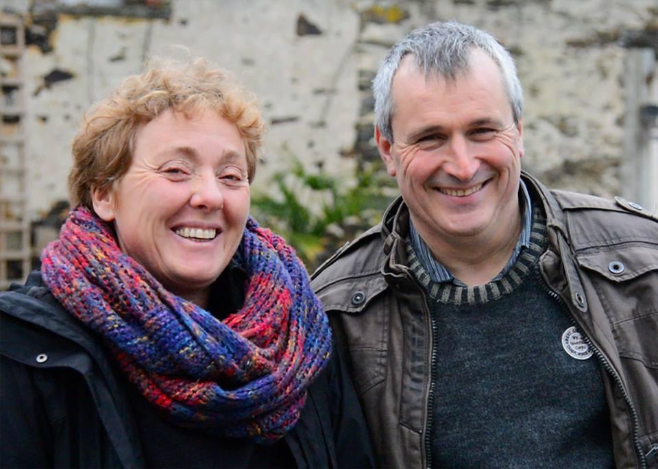 Christine & Benoît Foucher